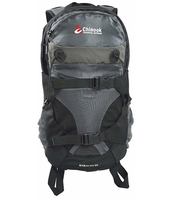 Chinook Stealth 35 Pack Black