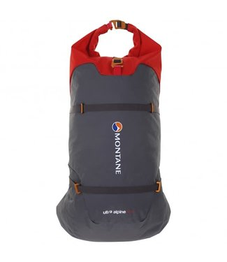 Montane Montane, ULTRA ALPINE 38 Pack + 5-CLOUDBURST GREY-ONE SIZE