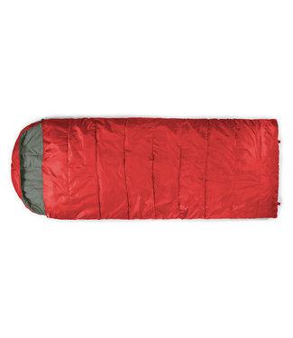 Chinook Chinook, Trailside Sundowner 5 (5F) Sleeping Bag, Red