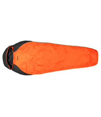 Chinook Chinook, Kodiak Lite 14F Sleeping Bag, Orange/Black