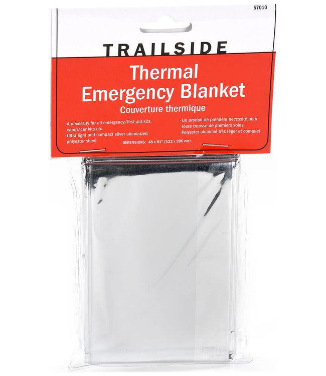 Chinook Chinook, Trailside Thermal Emergency Blanket