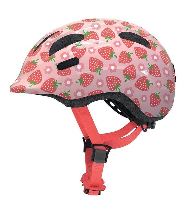 Abus Abus, Smiley 2.1, Helmet, Rose Strawberry