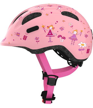 Abus Abus, Smiley, Helmet, Rose Princess