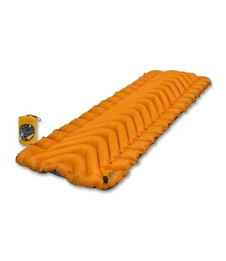 Klymit Klymit, Insulated Static V Lite Sleeping Mat, Mango