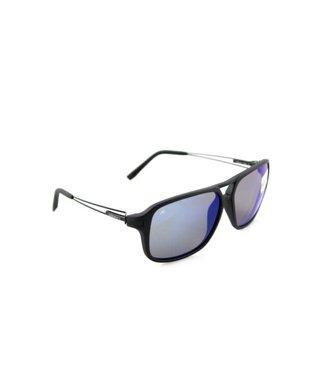 Serengeti Serengeti, Venezia Sunglasses, Satin Blk, Polar, 555 6