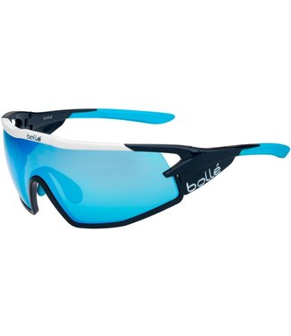 Bolle Bolle, B-Rock Pro Shiny Navy TNS Ice Sunglasses, 12522