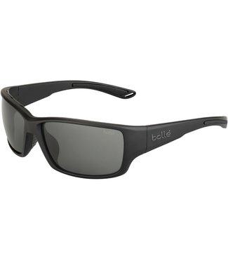 Bolle Bolle, Kayman Matte Black/ Polarized Tns Oleo AF Sunglasses, 12365
