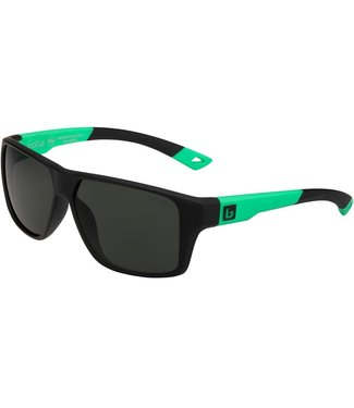 Bolle Bolle, Brecken Floatable Black Mint Polarized TNS Oleo AR Sunglasses, 12461
