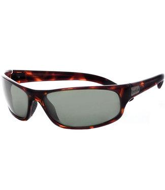 Bolle Bolle, Anaconda Dark Tortoise Polar Axis Ole/AF 8 Base Sunglasses, 10335