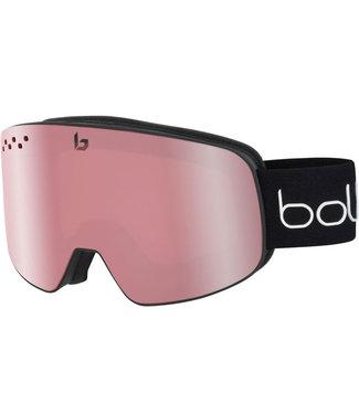 Bolle Bolle, Nevada Goggle, Matte Black Vermillon Gun