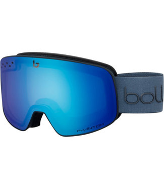 Bolle Bolle, Nevada Goggle Matte Black Diagonal Phantom Plus