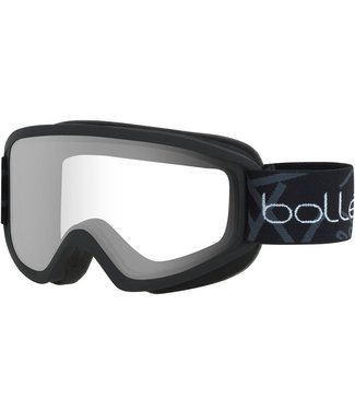 Bolle Bolle, FREEZE Goggle, MATTE BLACK CLEAR