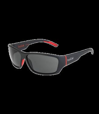 Bolle Bolle, Ibex Polarized Sunglasses Black 12372