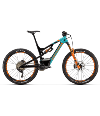 Rocky Mountain Bicycles Rocky Mountain Altitude Powerplay C90 Rally Edition 2019 Blue/Orange Large