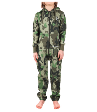 Unichill Uni, Chillwear Jumpsuit Camo Kids