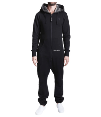Unichill Uni, Chillwear Jumpsuit Stealth Black
