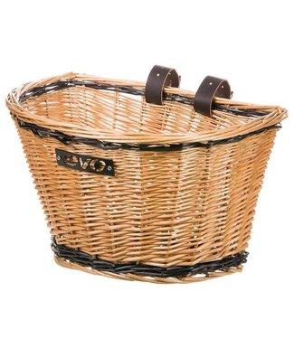 EVO EVO, E-Cargo Classic Wicker, Basket, Light
