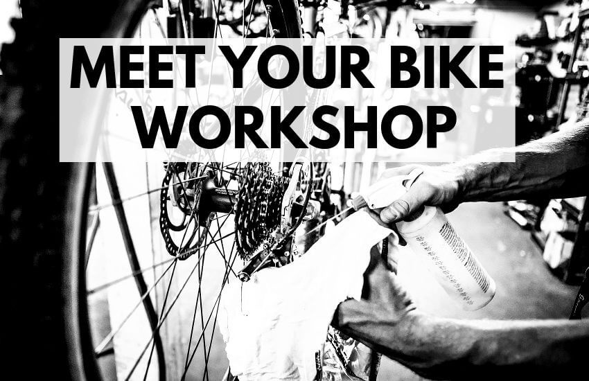 GearHub Meet Your Bike Workshop 2019