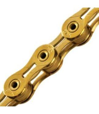KMC KMC, X11SL, Chain, 11sp, 116 links, 11/128'', Ti-N (gold)