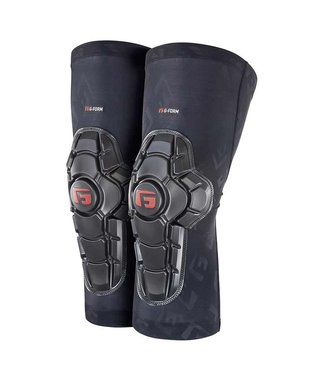 G-Form, Pro-X2, Knee Pads, Black, Set