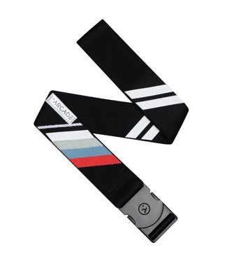 Arcade Arcade Ranger Black/Multi Reflective Belt