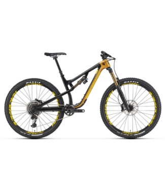 Rocky Mountain Bicycles Rocky Mountain, Instinct C90 BC Edition 2020, Gold/Black, L