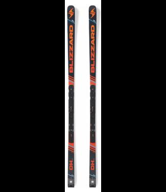 Tecnica Blizzard, DH FIS Race Dept, Blk/Org/Blu 2017, 218cm