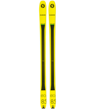 Tecnica Blizzard, Zero G 085 Yellow 2018, 171cm