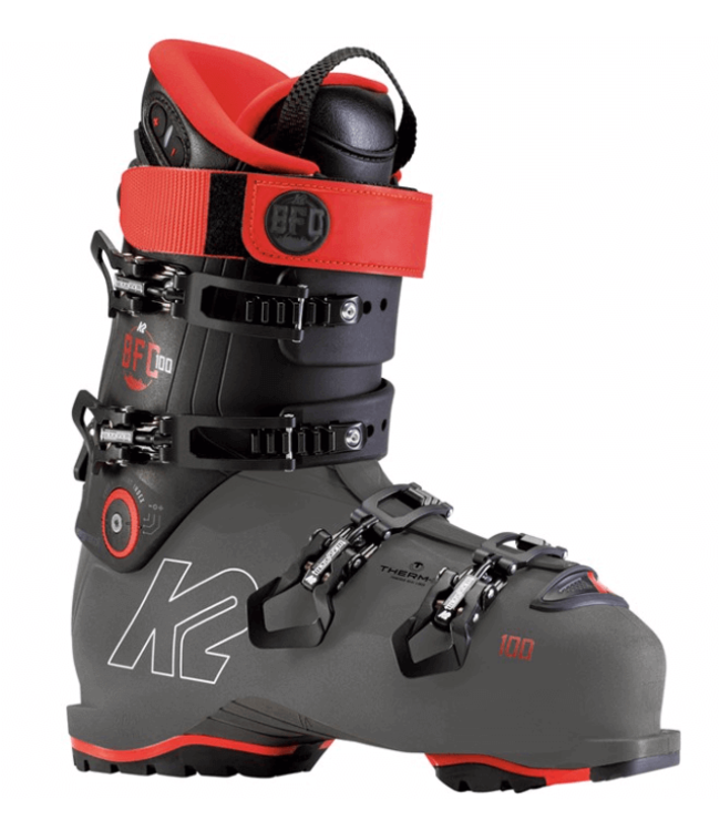 K2 K2, BFC 100 Heat GW 2020, Gray/Red