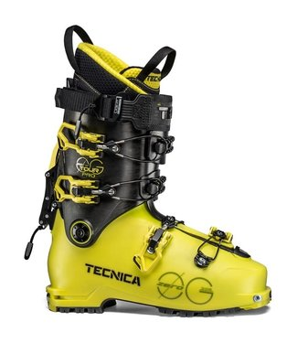 Tecnica Tecnica, Zero G Tour Pro, Yellow/Black 2020