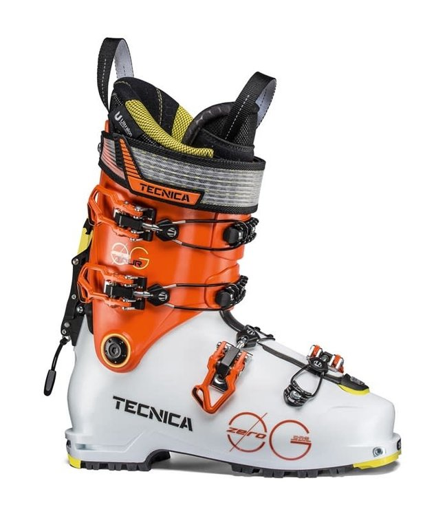 Tecnica Tecnica, Zero G Tour, White/Orange 2020
