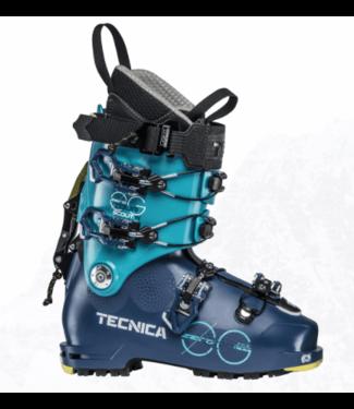 Tecnica Tecnica, Zero G Tour Scout, W's Blue 2020