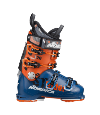 Nordica Nordica, Strider 120 DYN, Blue/Orange 2020