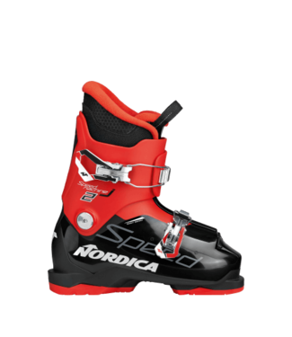 Nordica Nordica, Speedmachine J 2, Black/Red 2021
