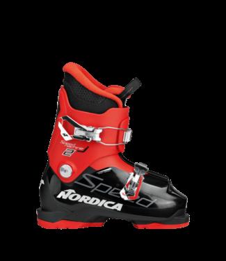 Nordica Nordica, Speedmachine J 2, Black/Red 2021