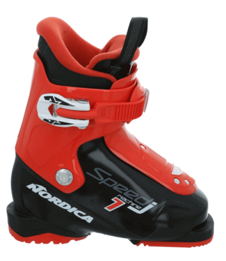 Nordica Nordica, Speedmachine J 1, Black/Red 2021