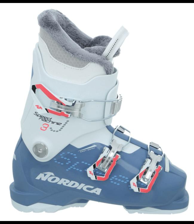 Nordica Nordica, Speedmachine J 3 Girl, Light Blue 2020