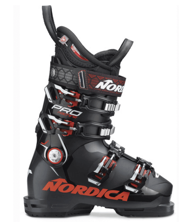 Nordica Nordica, Pro Machine J 90, Black/Red 2020