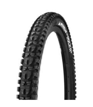 Michelin, Wild Rock'R2 Advanced, Tire, 27.5''x2.35, Folding, Tubeless Ready, GUM-X, Reinforced, 30TPI, Black