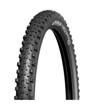 Michelin, Wildrace'R Enduro Rear, Tire, 27.5''x2.35, Folding, Tubeless Ready, GUM-X, 3x120TPI, Black