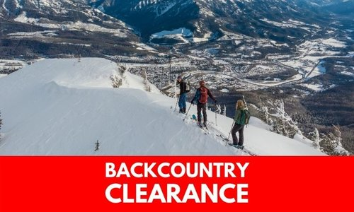 Backcountry - CLEARANCE