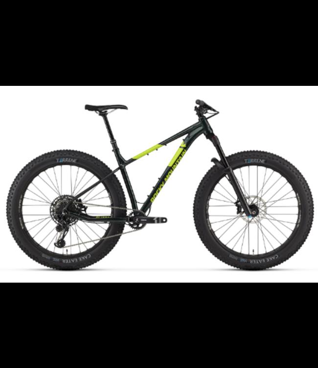 Rocky Mountain Bicycles Rocky Mountain, Blizzard 50 2020, L