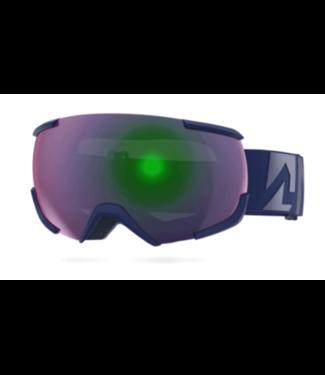 Marker Marker, 16:10+ Goggle, Blue/Green Plasma Mirror
