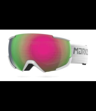 Marker Marker, 16:10+ Goggle, White/Pink Plasma Mirror