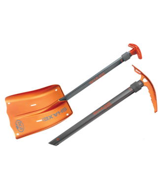 BCA BCA, Shaxe Speed Shovel, Orange