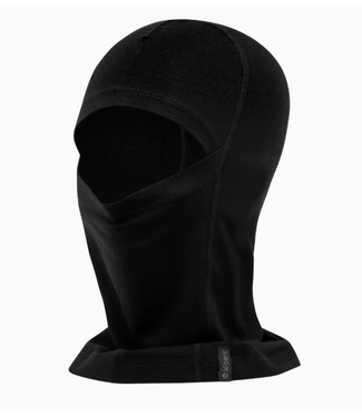 Lé Bent Lé Bent, Le Kids Balaclava Light 200, Black