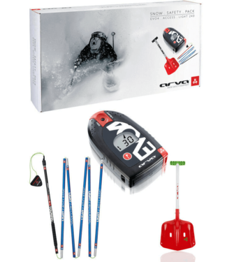 Arva Arva, EVO4 Backcountry Avalanche Package, EVO4, Lite 2.40, Access TS