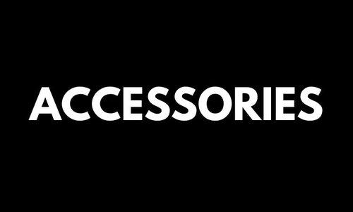 Accessories - Black Friday