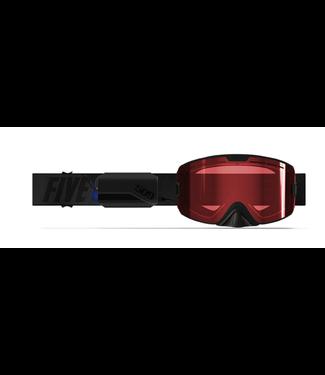 509 509, Kingpin Ignite Goggle, Black/Rose