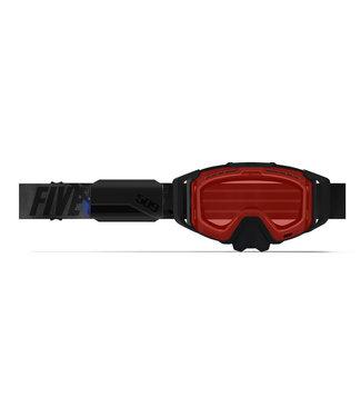 509 509, Sinister X6 Ignite Goggle, Black/Rose